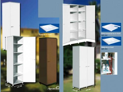 Mobili contenitori da esterno rovergarden mobili da - Mobili contenitori design ...