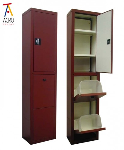 Casa immobiliare accessori contenitori per esterno for Cassapanche piccole legno
