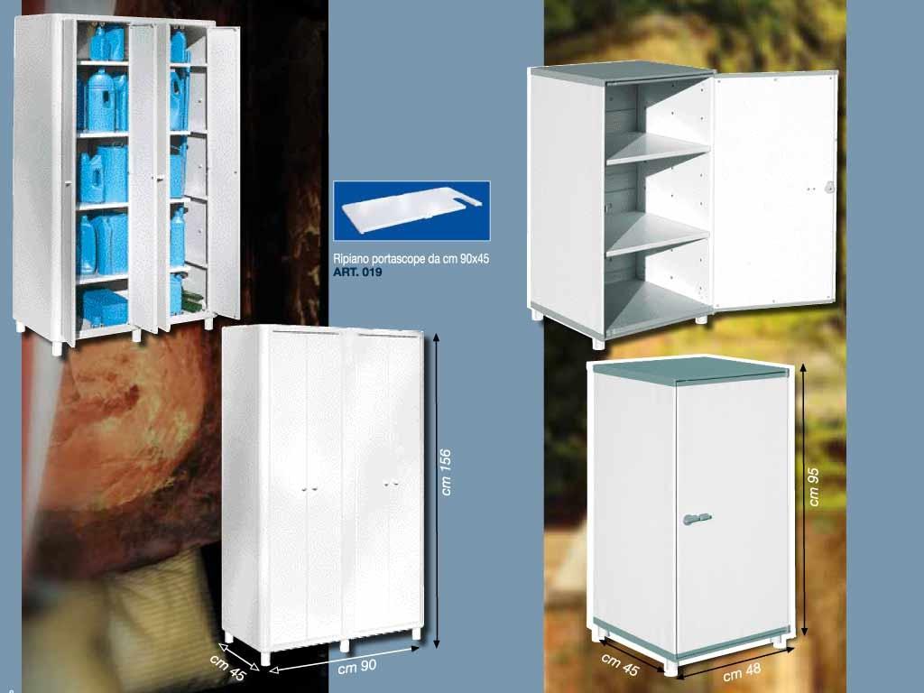 Mobili contenitori per esterno design casa creativa e - Mobili esterno ikea ...
